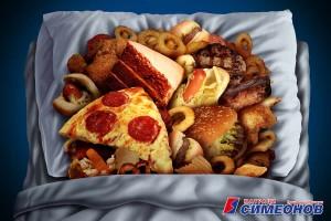 Храните, които можем да ядем преди лягане