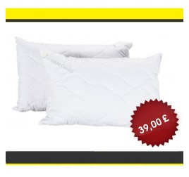PROMO: Pillow with memory fluff  1 + 1 free