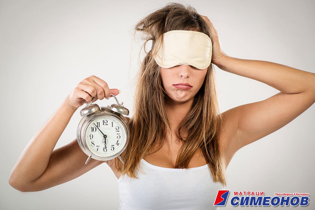 Умора от недостатъчно сън